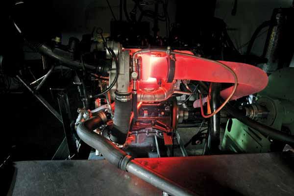 Motor 1.4 T-jet copa Linea coletor incandescente