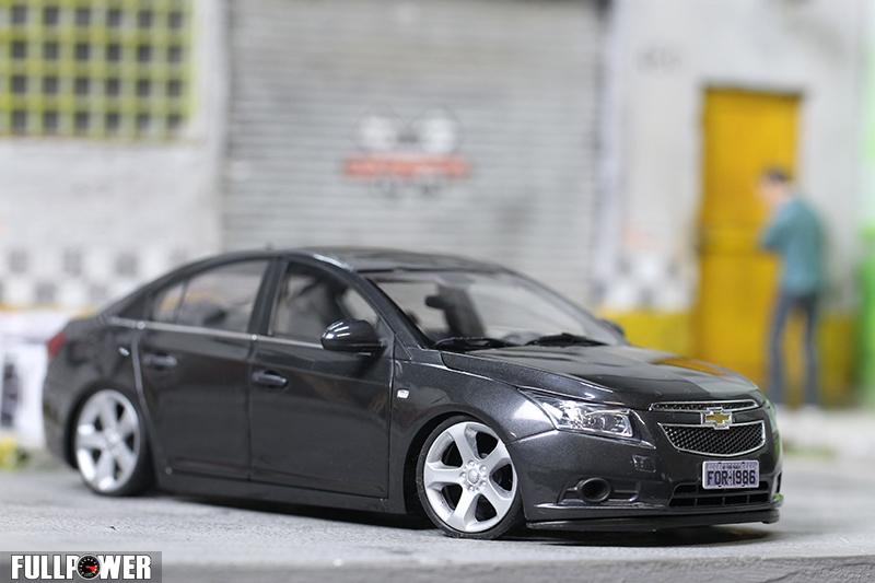 As fantásticas miniaturas personalizadas de carros vendidos no Brasil [parte 1] FULLPOWER