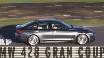 BMW 428 abre