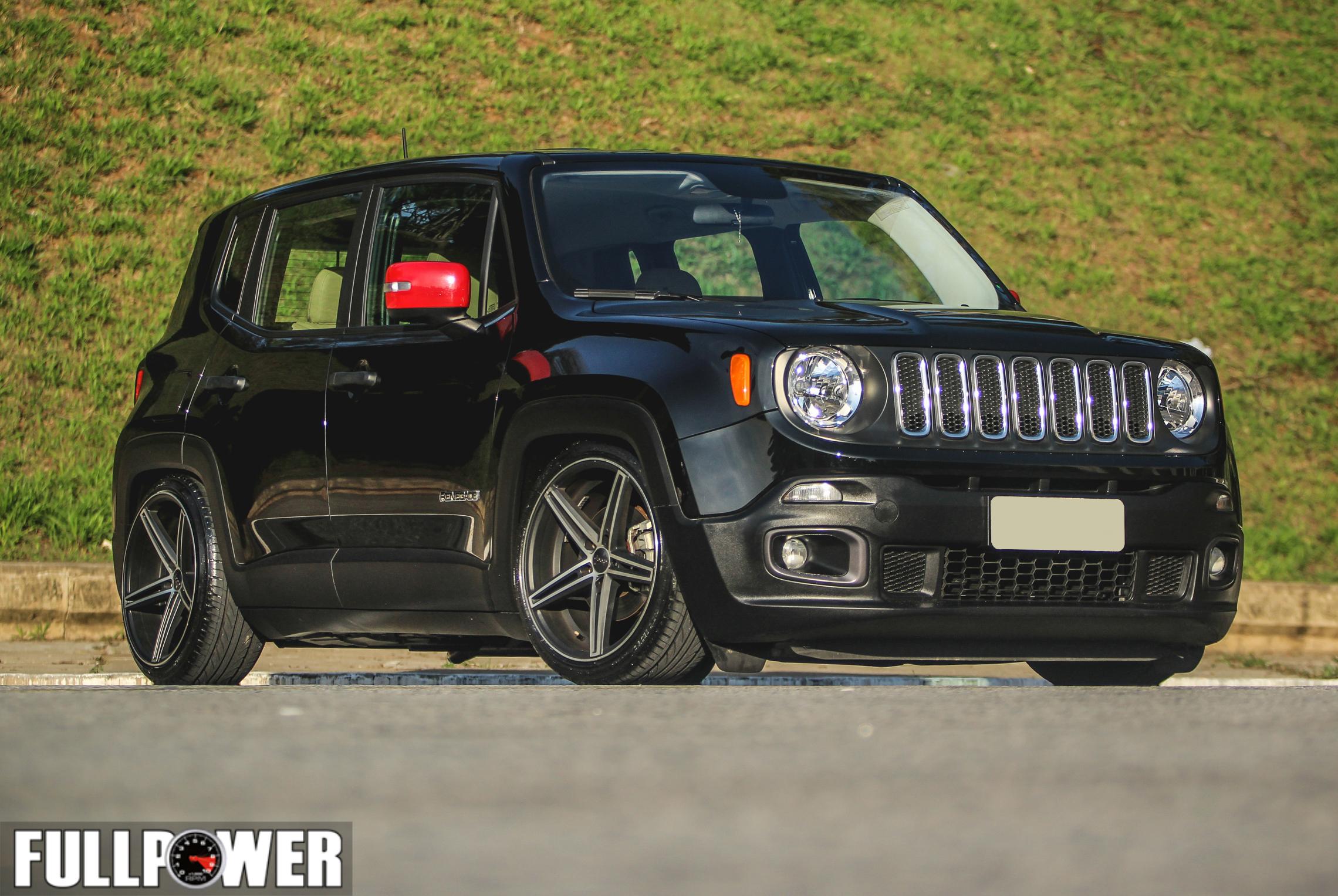 Jeep Wrangler Renegade >> Jeep Renegade perde o visual alto, ganha suspensão baixa e ...