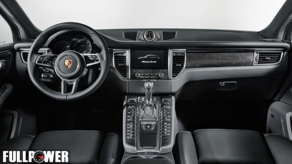 Porsche Macan Chega A 440 Cv Com Kit De Performance Fullpower