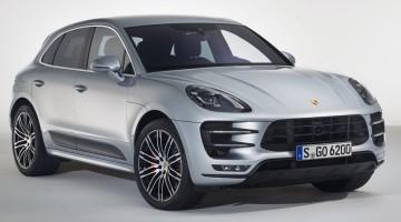 Porsche Macan abre