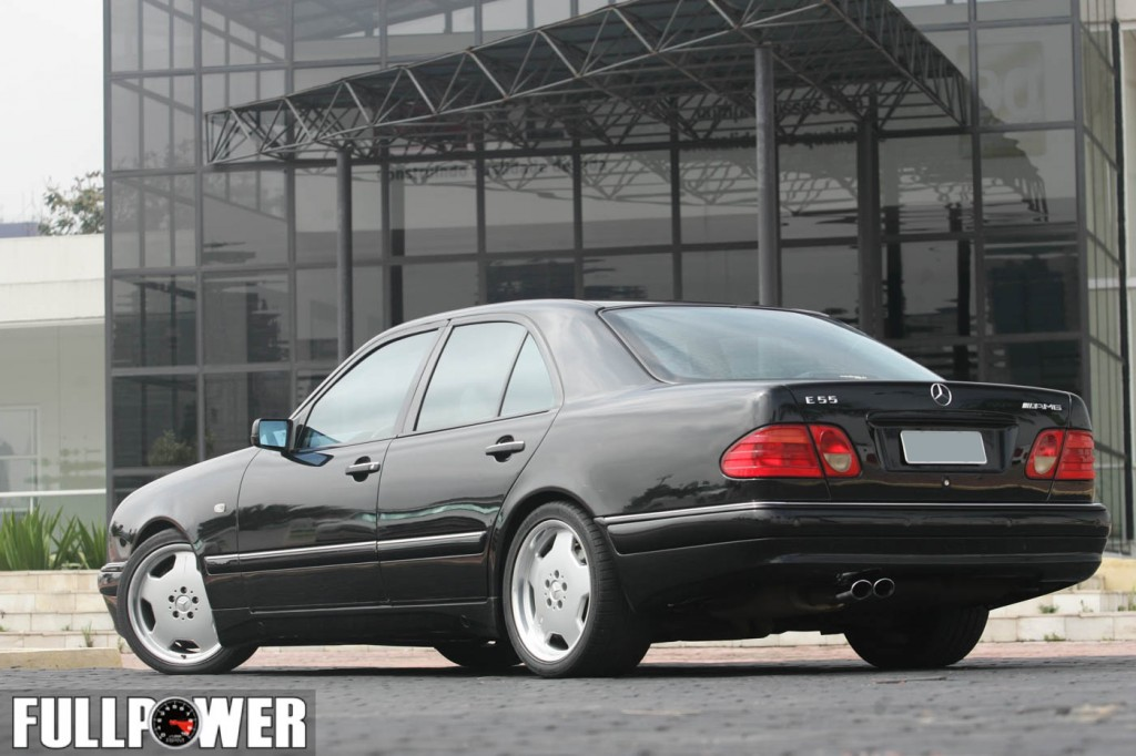 ... Mercedes E55 Amg Fullpower 2915